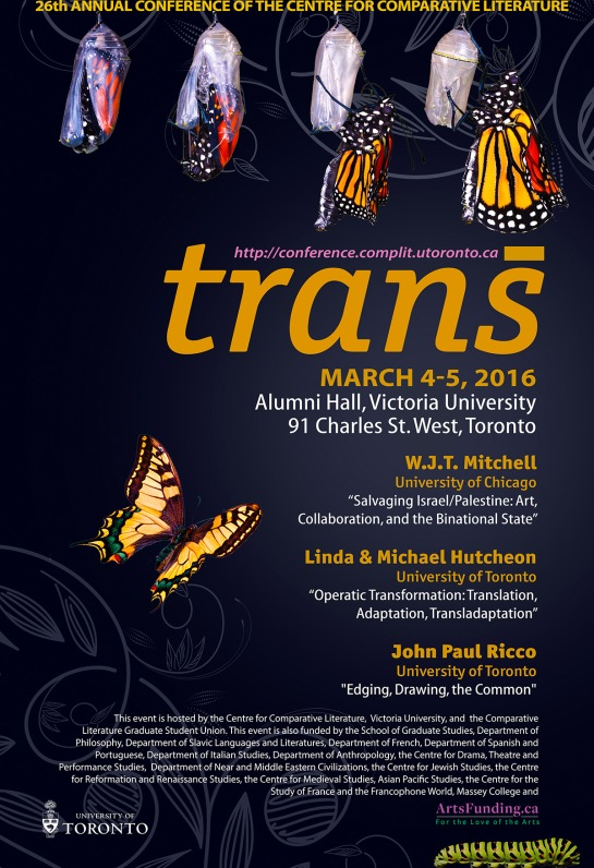 Comp LIt TRANS conference poster 2016