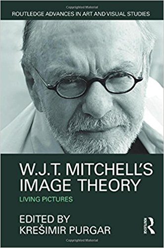 WJT Mitchell Image Theory Book Cover