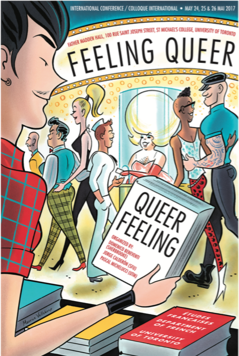 Feeling Queer poster