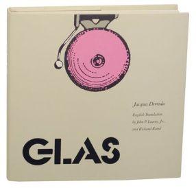 Derrida, GLAS (book cover)