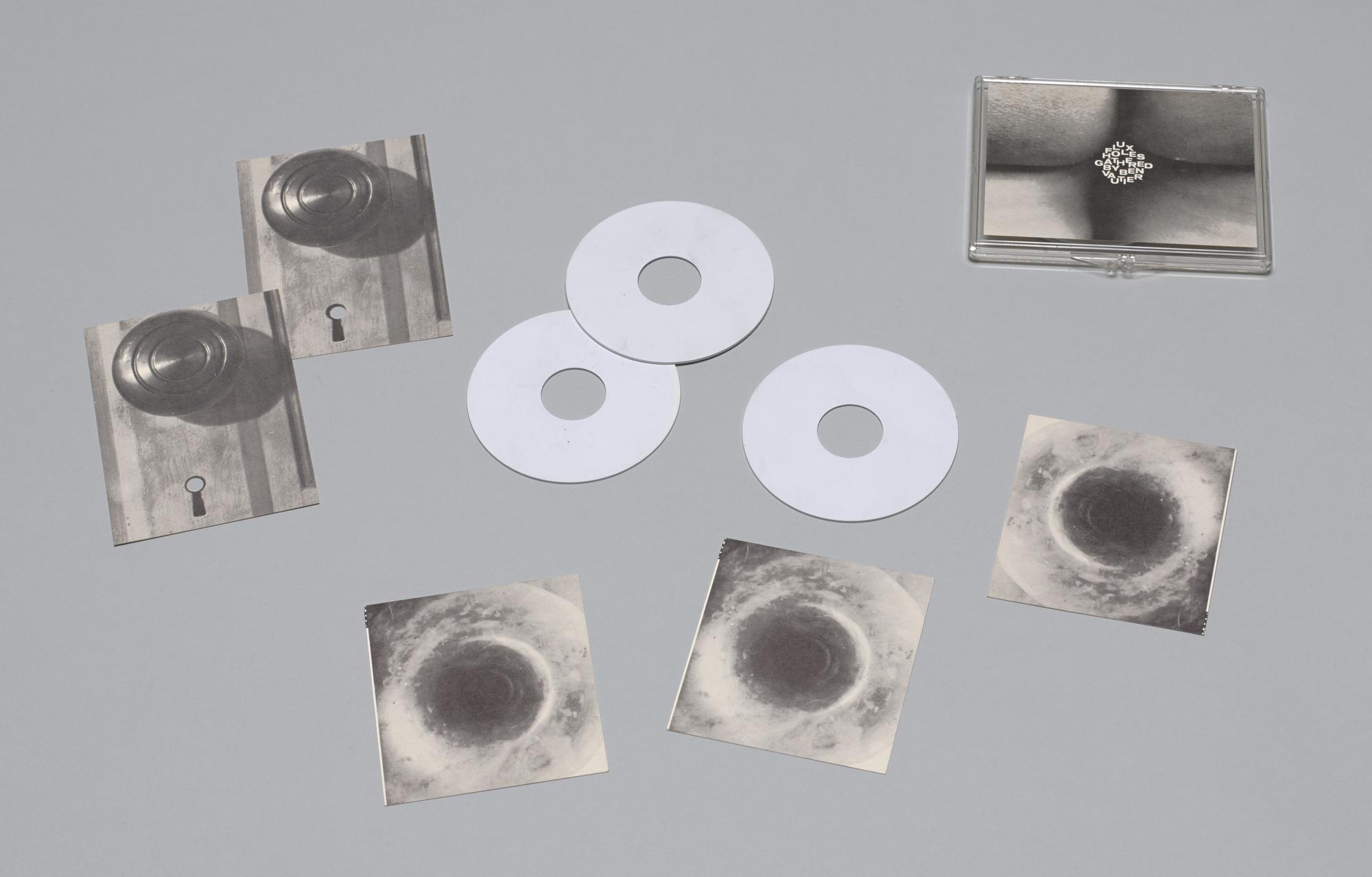 Vautier, Flux Holes, 1964